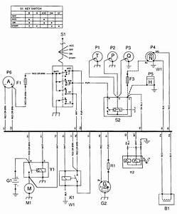 94 Chevy 1500 Alternator Wiring Diagram
