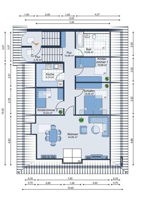 Wohn Schnell Schön Basteltipps by Schnell Mieten 4 Zimmer Dachgeschoss Wohnung Balken