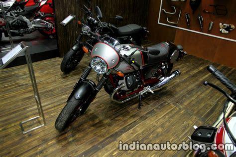 Gambar Motor Moto Guzzi V7 Ii by Moto Guzzi Audace Moto Guzzi V7 Ii Thai Motor Expo Live