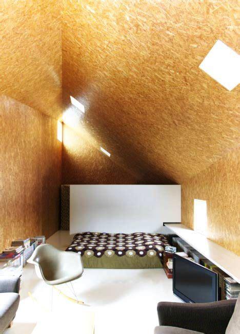 Osb Platten Innenausbau by Osb Platten Innenausbau Dachschr 228 Ge Madeira Osb