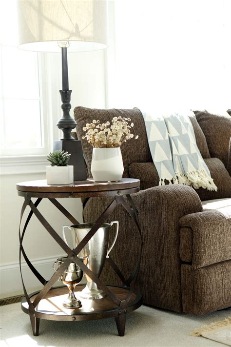 Coffee Side Tables Living Room Furniture by Shortline Lift Top Coffee Table Distressed Pine