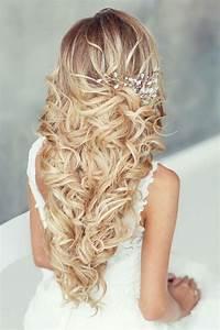 Schöne Frisuren Für Lange Haare : 80 sch ne frisuren f r die hochzeit die perfekte brautfrisur f r den gl cklichsten tag im ~ Frokenaadalensverden.com Haus und Dekorationen