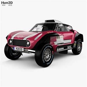 Mini Cooper 2018 Prix : mini john cooper works buggy 2018 3d model hum3d ~ Maxctalentgroup.com Avis de Voitures