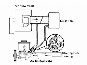 I Have A 93 Toyota 4 Runner In Need To A Diagram Of The Vacuum Hoses And A Fuel Return Line On A
