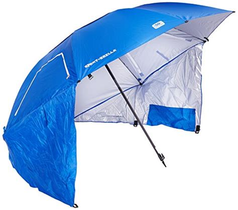 Sport Brella Chair Canada by Sport Brella Umbrella Blue B002clq1q2 Price