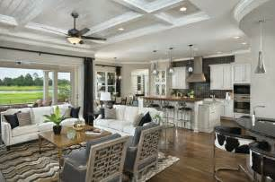 K Hovnanian Floor Plans Arizona by Asheville Model Home Interior Design 1264f Traditional