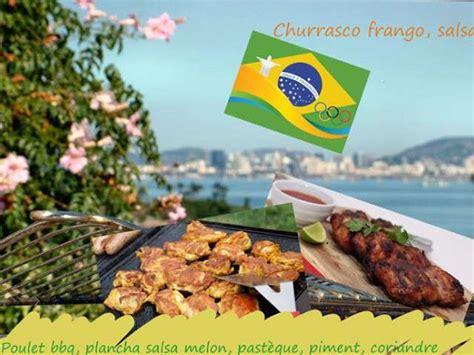 cuisine bresil recettes de brésil et poulet