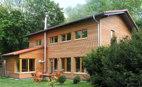 Holzhaus Sachsen  Neues Gesundes Bauen