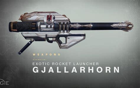 Destiny's Gjallarhorn: the myth, the legend - VG247