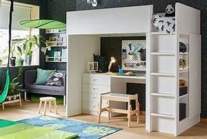 Lit Placard Ikea : lits ado lits enfants 8 12 ans ikea ~ Nature-et-papiers.com Idées de Décoration