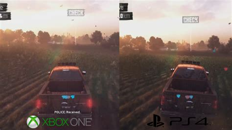 the crew xbox one the crew ps4 versus xbox one solid performance at 30fps across both platforms