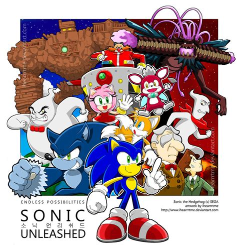 sonic unleashed fan game sonic unleashed tribute by ihearrrtme on deviantart
