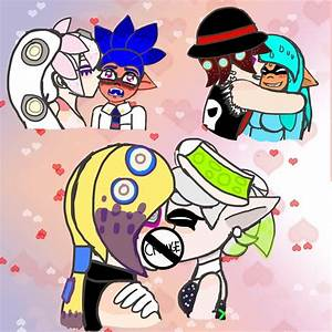 (Closed) 800 Special: Valentine's Ship Requests | Splatoon ...