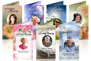where to print funeral programs in loving memory cards funeral program template