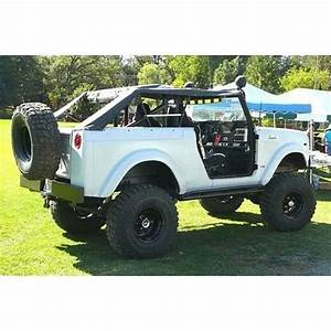 Custom Scout Ii Fender Flares Also International Scout Ii