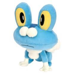 pokemon plush toys 8 inch froakie
