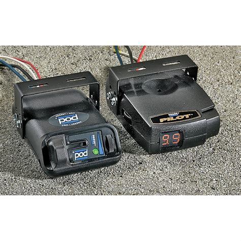 reese pod electronic brake controller  towing  sportsmans guide