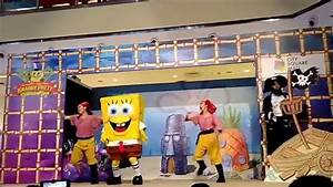 Spongebob Squarepants Live Show City Square Mall Singapore ...