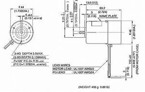 Item   Dme44sb  Dme44 Series Motors With Pulse Generators