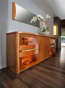 Modernes Sideboard : modernes sideboard kirsche kommode kirschbaum iter m bel ~ Pilothousefishingboats.com Haus und Dekorationen