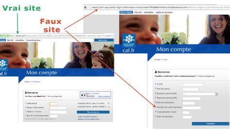 Guide Réunion Fraude Internet  La Caf Comme Support