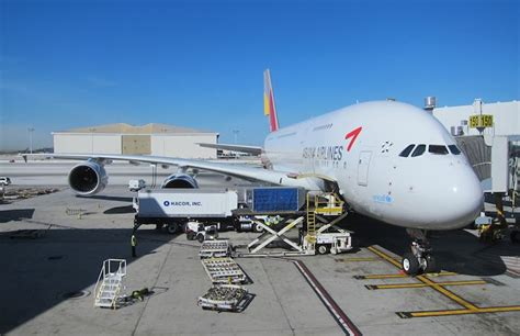 Next Asiana A380 Destination New York Jfk  One Mile At A