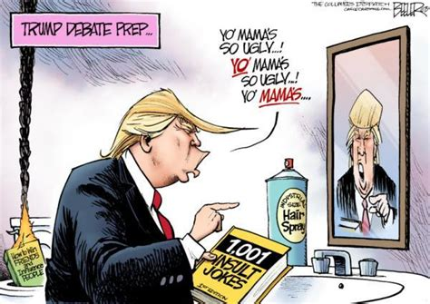 Relive Donald Trump's Campaign In 23 Political Cartoons