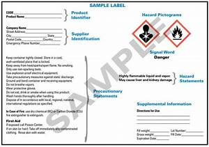 ghs hazard pictograms labels kamos sticker With ghs requirements