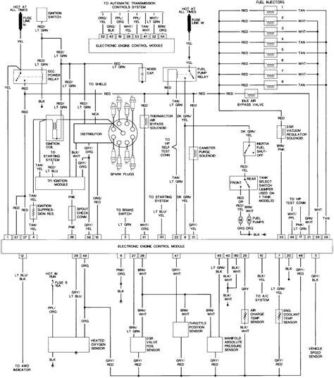 Ignition Wiring For 1992 Ford F 150 by 1995 Ford F150 Starter Electrical Diagram Wiring Diagram