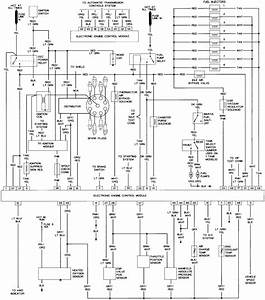 1995 Ford F150 Starter Electrical Diagram