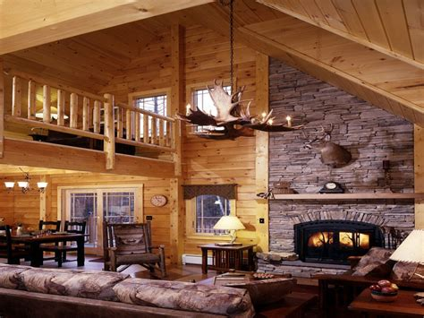 b home interiors beautiful cozy cabins interiors cabin home interiors luxury cabin designs mexzhouse com