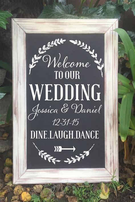 12 Etsy Wedding Signs We Love