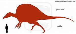 Mundo Pr Histrico Espinossauro O Primeiro Dinossauro