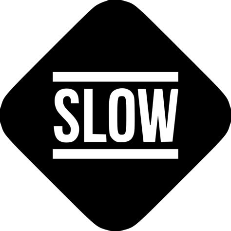 Slow Svg Png Icon Free Download (#537847) - OnlineWebFonts.COM