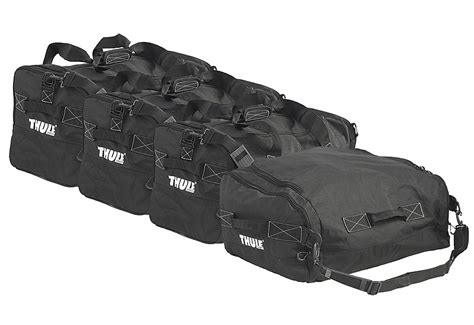 roof rack bag thule gopack set 8006 instore free shipping