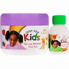 Just For Kids Relaxer And Neutralising Shampoo Fine Hair