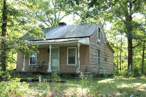 Folkways Notebook Old Home On Blue Lick Road