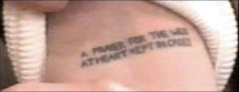 una preghiera per gli spiriti liberi tenuti nelle gabbie 14 la citazione sul braccio sinistro quot a prayer for the