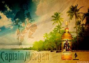 Captain Morgan - Poster by vitare on DeviantArt