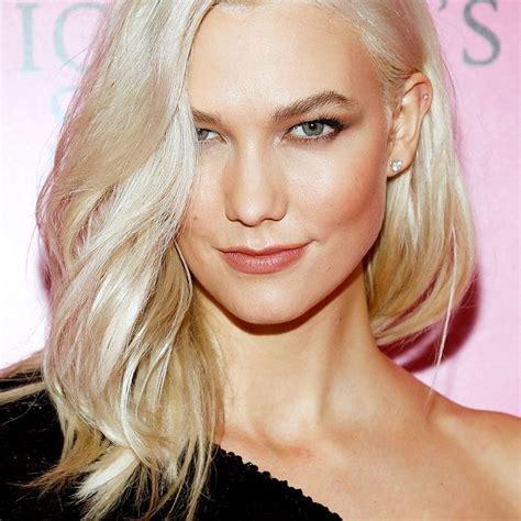 Celebs With Platinum Blonde Hairstyles Love