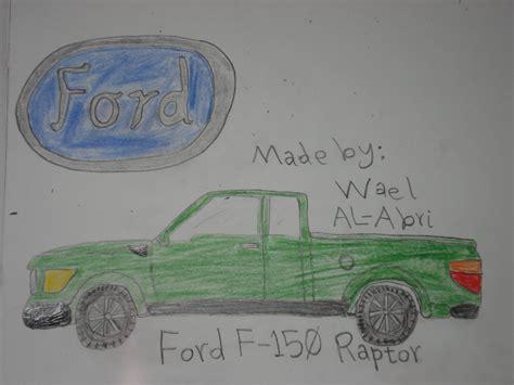ford raptor drawing  getdrawingscom   personal