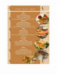 31 free restaurant menu templates designs free With html menu templates free download