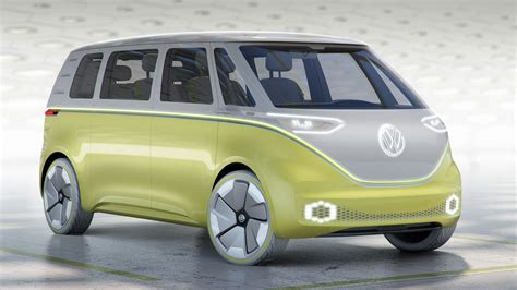 volkswagen microbus electric volkswagen microbus successor confirmed the drive