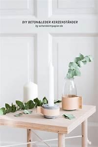 Beton Deko Ideen : beton deko fuer weihnachten ideen basteln diy ~ Heinz-duthel.com Haus und Dekorationen