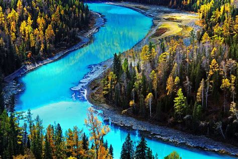 Kanas Lake Scenic Area Travel Guidebook Must Visit