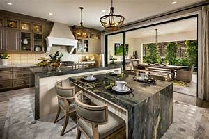 7, Awesome, Big, Open, Kitchen, Design, Ideas, For, Cozy, Cooking