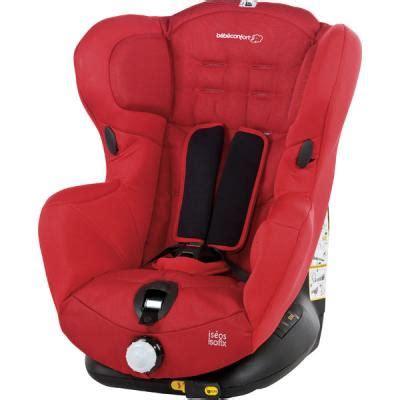 siege auto isofix inclinable siège auto iseos isofix bebe confort avis