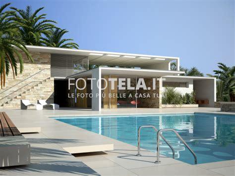 villa moderna con piscina fototela it