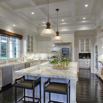 granite topped kitchen island kitchen coffered ceiling design ideas