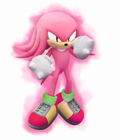 Knuckles Sonic Deviantart Rock Nibroc Vs Rose